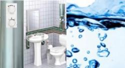 Calentador instantaneo de agua mediante microburbujas