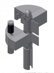Dispositivo bloqueador de puertas y ventanas